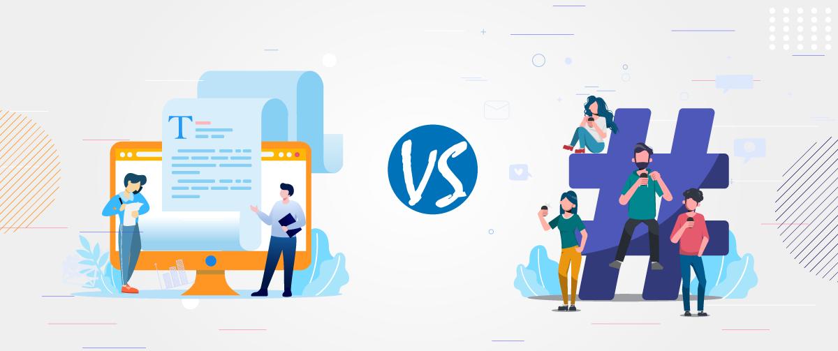 Examining-blog-posts-vs.-social-media-posts